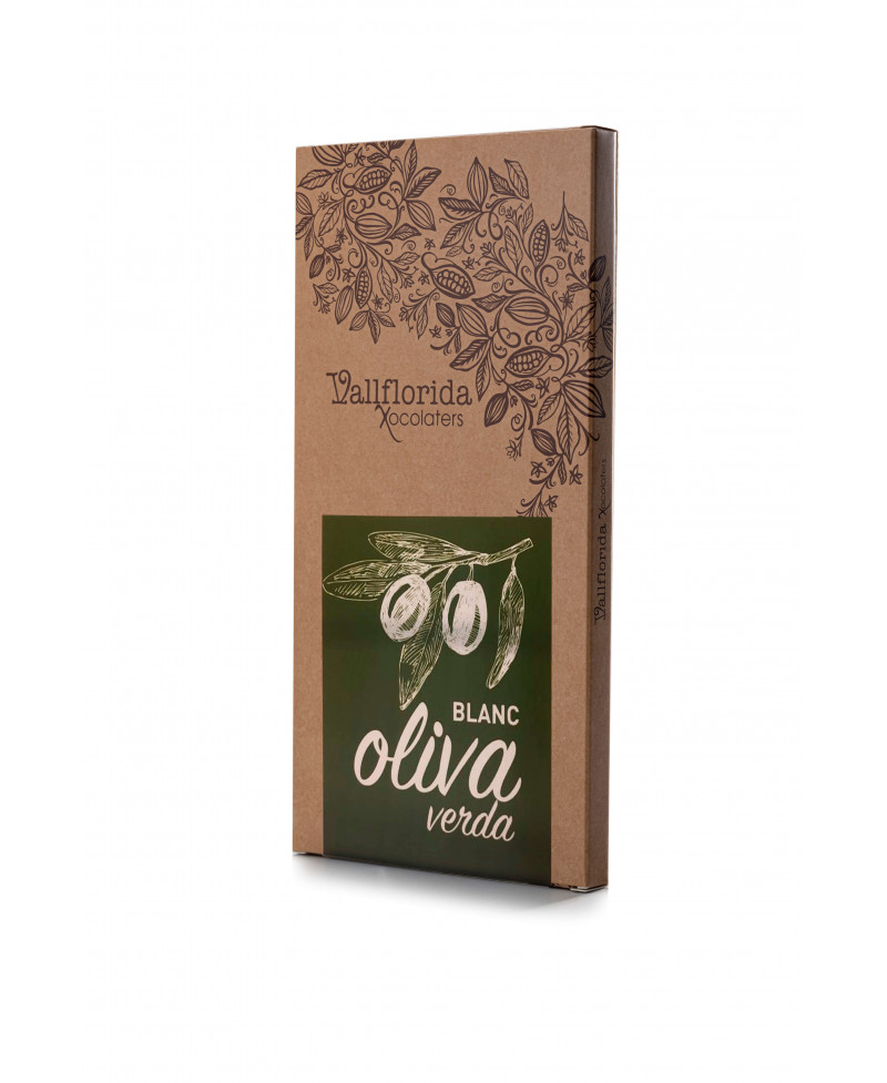 Bean to bar - Oliva verda